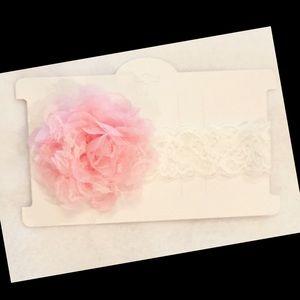 Accessories - Baby Pink Headband